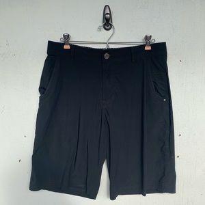 Lululemon Black The Works Golf Shorts